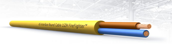 AS-Interface Round Cable LSZH FireFighter™
