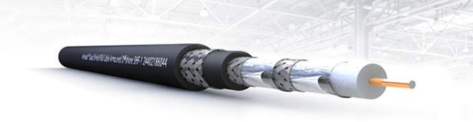Armada™ Quad Shield RG6 Cable Armoured Offshore