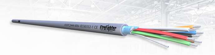 410Series Multi-Conductor 24awg 600 Volts LSZH FireFighter®