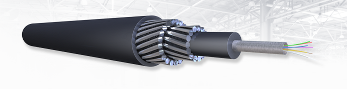 Armada™ Sub-Marine Fibre Optic Cable Singlemode