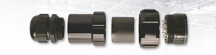 Showline 19pin Socapex compatible Connectors