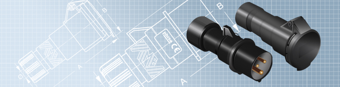 LS-Type for Stage Coupler Sockets