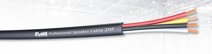 Professional Speaker Cables LSZH FireFighter™ ZHP