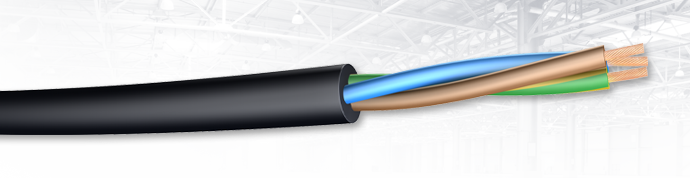 H05 RN-F 300/500 V Harmonised Rubber Cable